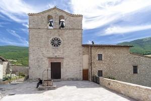 Chiesa di S. Giovanni Battista foto by lavalnerina.it