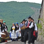 Spettacolo folcloristico tradizionale-2-