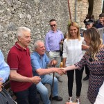 Inaugurazione della Mostra Mercato alla presenza dell'Onorevole Maria Elena Boschi e della Presidente della Regione Umbria Catiuscia Marini-23