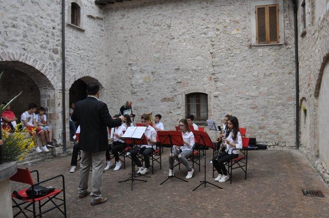 Concerto di musica dei ragazzi della scuola media-2