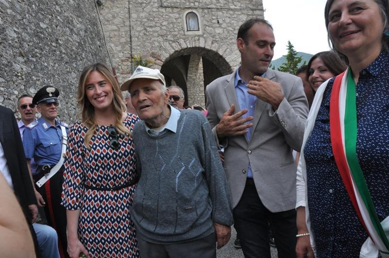 Inaugurazione della Mostra Mercato alla presenza dell'Onorevole Maria Elena Boschi e della Presidente della Regione Umbria Catiuscia Marini-19