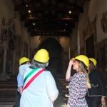 Sopralluogo nella Chiesa di Santa Maria
