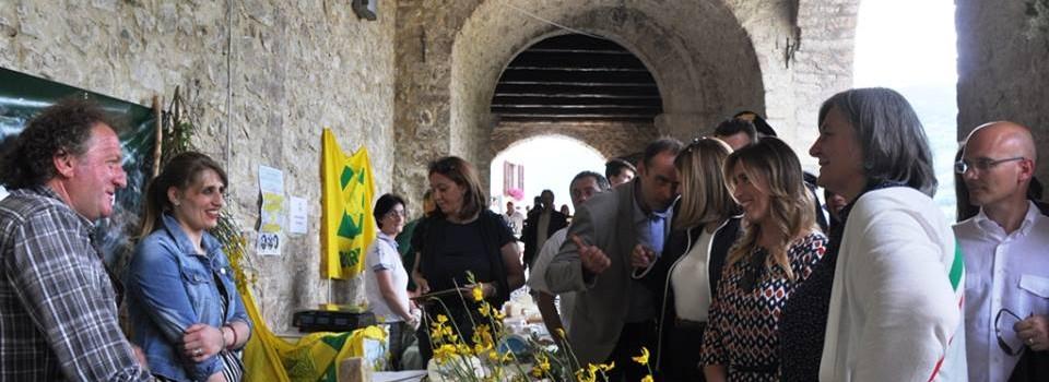 Inaugurazione della Mostra Mercato alla presenza dell'Onorevole Maria Elena Boschi e della Presidente della Regione Umbria Catiuscia Marini-15