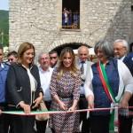 Inaugurazione della Mostra Mercato alla presenza dell'Onorevole Maria Elena Boschi e della Presidente della Regione Umbria Catiuscia Marini-1