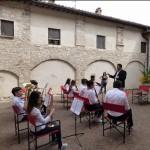 Concerto di musica dei ragazzi della scuola media-1