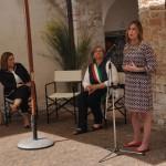 Inaugurazione della Mostra Mercato alla presenza dell'Onorevole Maria Elena Boschi e della Presidente della Regione Umbria Catiuscia Marini-2