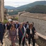 Inaugurazione della Mostra Mercato alla presenza dell'Onorevole Maria Elena Boschi e della Presidente della Regione Umbria Catiuscia Marini-7